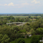 Chuck Norris Bridge / cyklomost Chucka Norrisa - Philip Kwan
