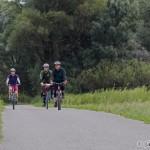 participants of bike trip / účastníci cyklovýletu